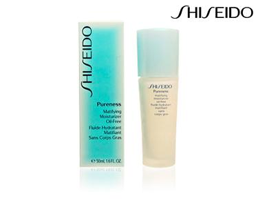 Creme Hidratante Todo Tipo de Pele 50 ml Shiseido® | Para Mulher