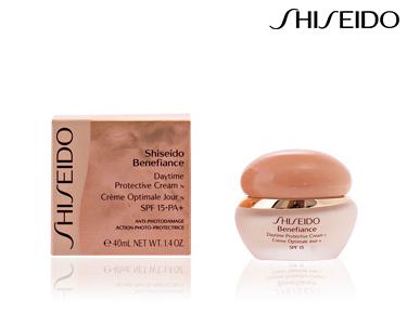Creme Protector Dia SPF 15 40 ml Shiseido®   Para Mulher