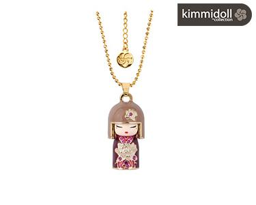 Colar Kimmidoll® Satoko com Swarovski | Sinceridade