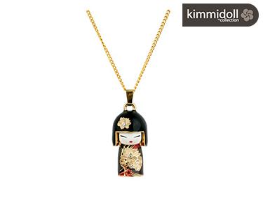 Colar Kimmidoll® Tatsumi com Swarovski   Poderosa