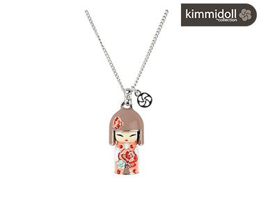 Colar Kimmidoll® Yumiko com Swarovski   Compaixão