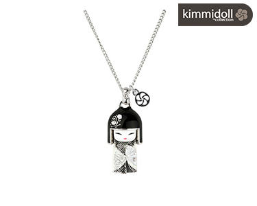 Colar Kimmidoll® Shigemi com Swarovski | Energética