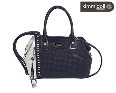 Mala Kimmidoll® Mana Amorosa | Azul e Branco