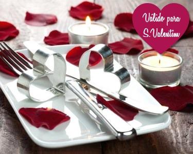 Jantar de S. Valentim para Dois | A Paixão à Mesa no Centro do Porto