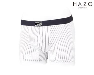 Pack 6 Boxers Hazo® | Branco e Antra