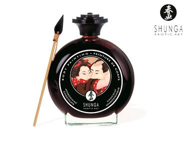 Pintura Corporal Shunga | Escolha o Aroma