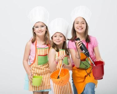 Curso de Culinária para Crianças! 1 Aula Divertida | Vitamimos