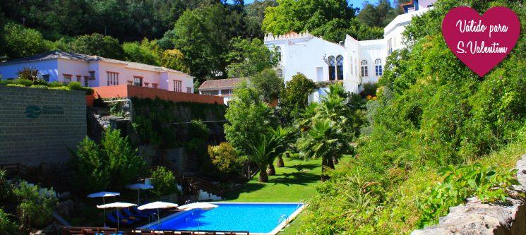 Noite dos Namorados c/ Jantar | Villa Termal das Caldas de Monchique 4*