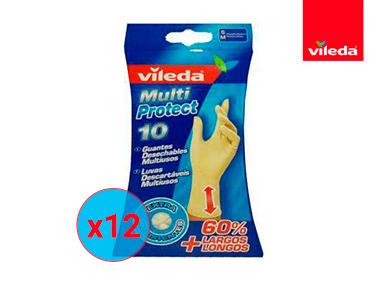 120 luvas MultiProtect | Vileda®