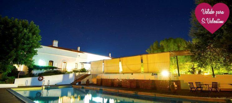 S. Valentim no Alentejo Star Hotel 4* | Noite & Jantar com Observação das Estrelas