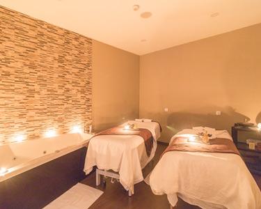 Hairspa   Massagem de Corpo c/ Chocolate & Styling de Cabelo para Dois
