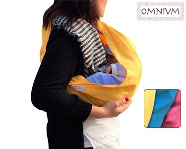 Baby Slings: Conforto para o Bebé - 6 cores à escolha!