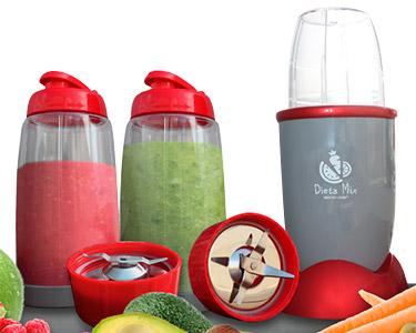 Batedeira Liquidificadora Diet Mix | Prática e Saudável!