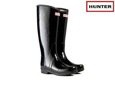 Botas Hunter® |  Regent Preto