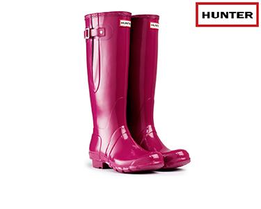 Galochas Hunter®   Original Adjustable Violeta