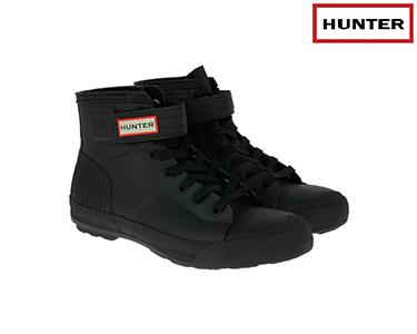 Botas Hunter® | Original Hi-Top Preto