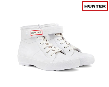 Botas Hunter® | Original Hi-Top Branco