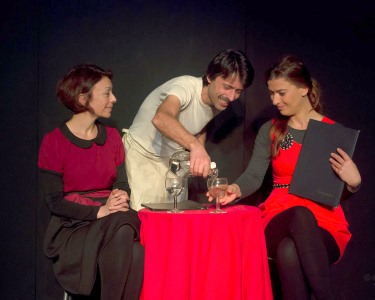 «Tenho Um Mariachi Debaixo da Cama» no  Teatro Villaret - Lisboa