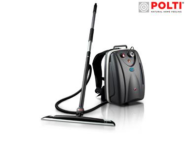Gerador de Limpeza Polti® Steam & Walk | Vapor Portátil
