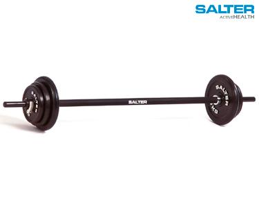 Barra de Musculação Salter® | Braços Definidos