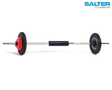 Protector Salter® | Para  Barra de Halteres