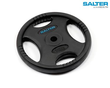 Disco Salter® de Borracha | Escolha o Peso