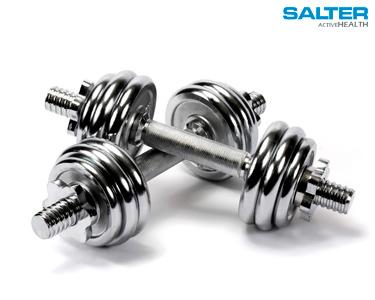 Kit de Pesos Salter® | c/ Mala de Transporte