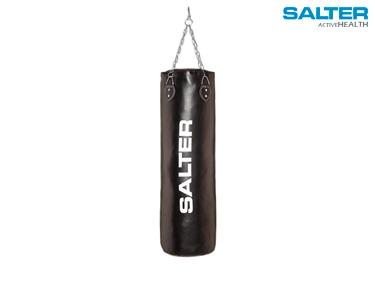 Saco de Boxe Salter® | Preto