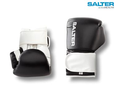 Luvas de Boxe Salter®| Pretas