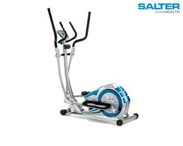 Bicicleta Elíptica Salter® | Blue Line