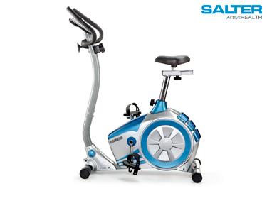 Bicicleta Magnética Salter® | Blue Line