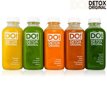 Sumos DO! Detox Original | Emagrecimento e Desintoxicação Saudáveis!