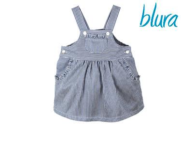 Vestido Blura® Azul Navy | 1 Ano