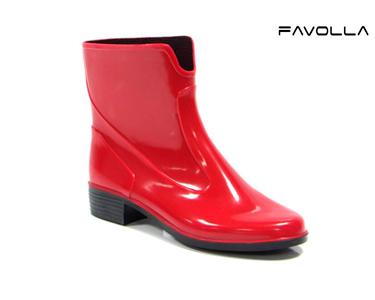 Galochas Favolla® 104   Vermelho