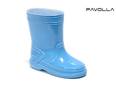 Botas Favolla® Criança  608 | Azul Céu