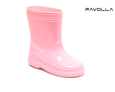 Botas Favolla® Criança | 608 Rosa