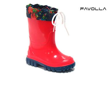 Botas Favolla® Criança 620 NY | Vermelho