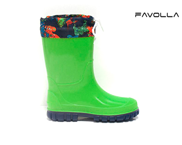 Botas Favolla® Criança 620 NY | Verde