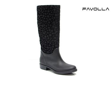 Botas Favolla® Texas | Padrão Preto