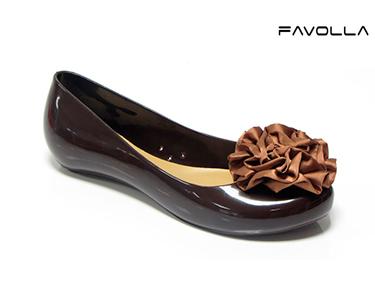 Sabrinas Favolla® Venus c/ Flor | Castanho