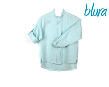 Camisa Verde Claro Blura® | Escolha o Tamanho