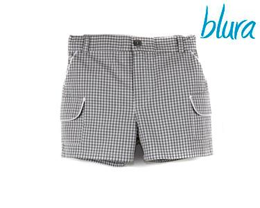 Calções Blura® Cinza Clássico | Escolha o Tamanho