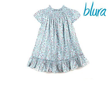 Vestido Blura® Florido | Tamanho 2 Anos