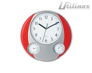 Relógio c/ Temperatura e Humidade    Escolha a Cor