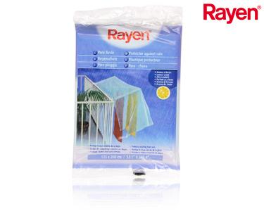 Plástico Rayen Protector p/ Chuva | Escolha o Tamanho