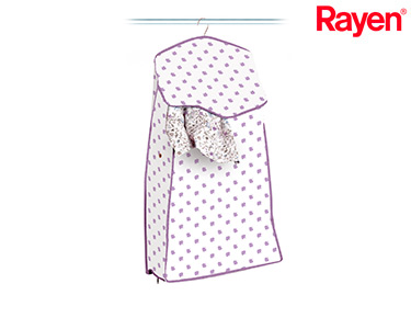 Saco p/ Roupa Suja c/ Cabide Rayen® | 77x45x15