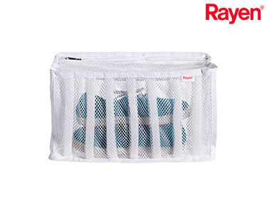 Saco p/ Calçado Rayen® p/ Máquina de Lavar