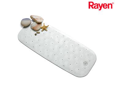 Tapete p/ Banho Rectangular Rayen® Branco | Escolha o Tamanho