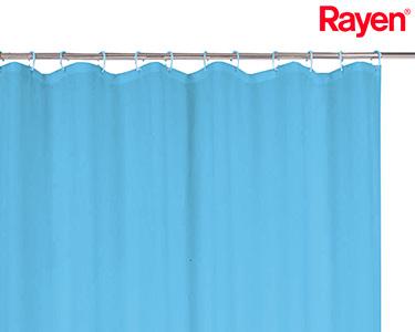 Cortina de Banho 180X200 Rayen® | Escolha a Cor