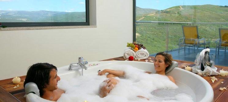 Água Hotels Mondim de Basto 4* | Noite & SPA c/ Opção Suite c/ Jacuzzi